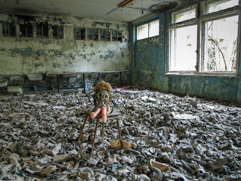 Moștenirea Cernobîl: Otrava invizibilă și teama de moarte ...