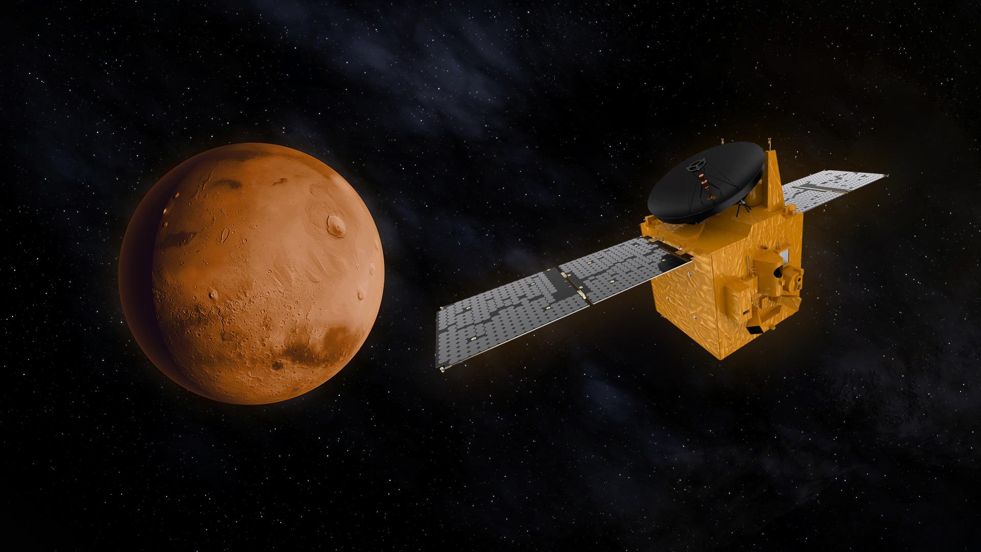 misiuni spre Marte