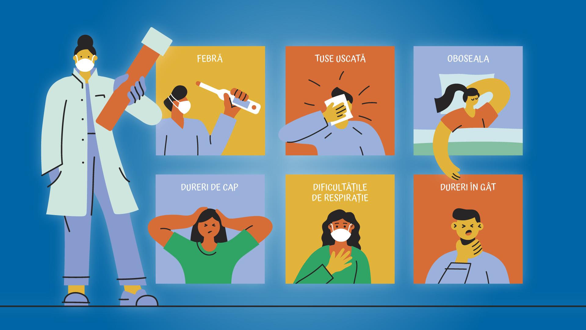febră afectează pierderea în greutate oboseală