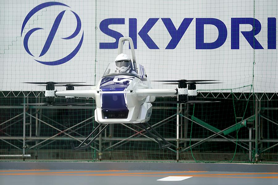 SD-03, prototip de mașină zburatoare