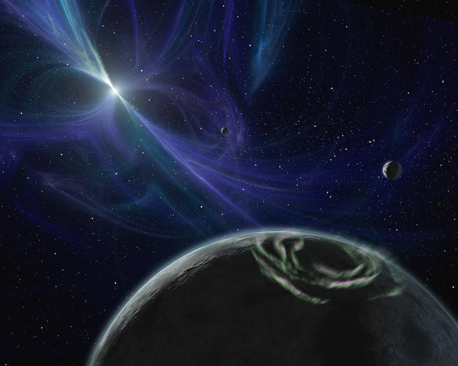 Primele exoplanete
