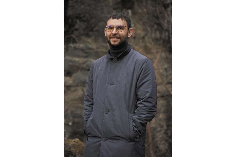Expoziție Alpher-Bethe-Gamow, Mihai Plătică
