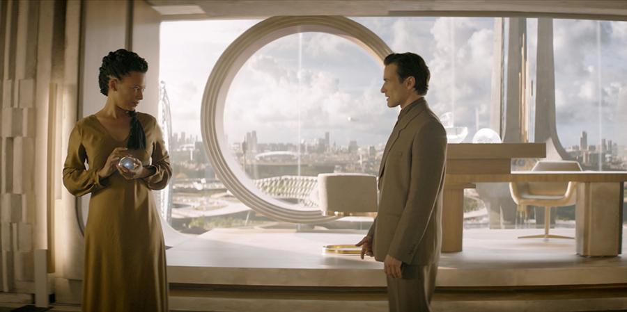 Brave New World (2020). Foto: NBC/Sky