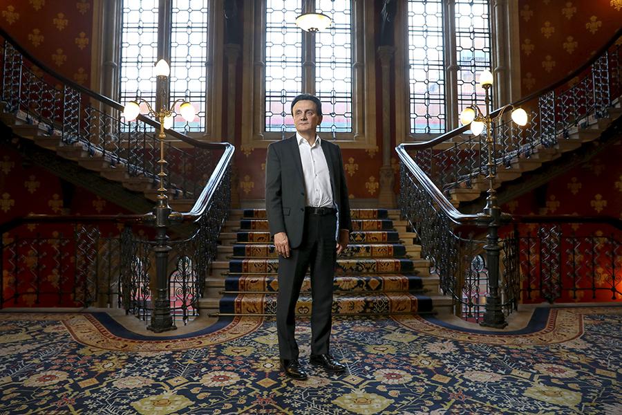 Pascal Soriot, CEO AstraZeneca