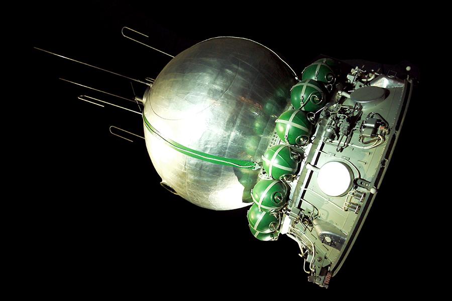 Naveta spațială Vostok 3KA