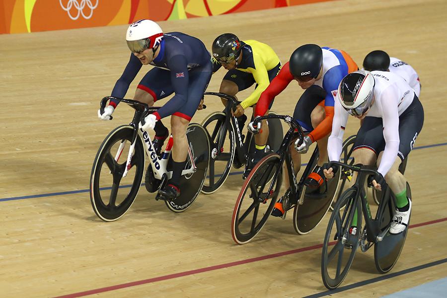 Ciclism la Jocurile Olimpice de la Rio