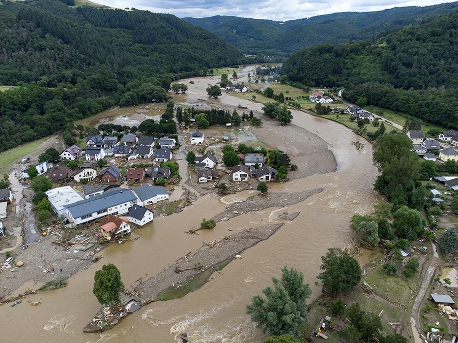 Storm in Rhineland-Palatinate