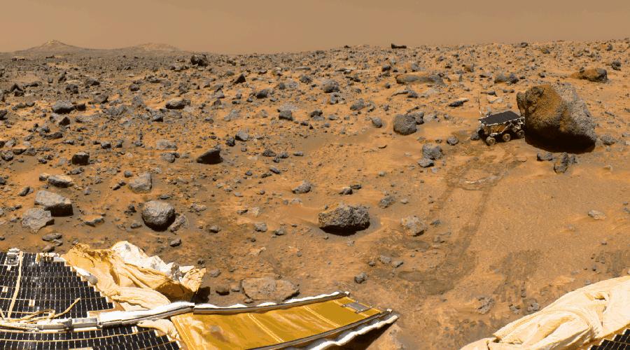 Imagini Marte