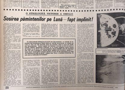 Cum s-a văzut aselenizarea în presa românească comunistă