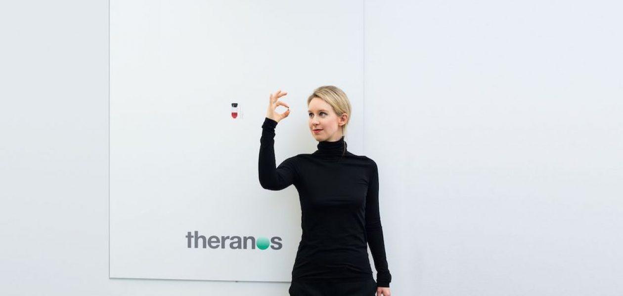 Theranos – startup-ul medical care a păcălit o lume întreagă