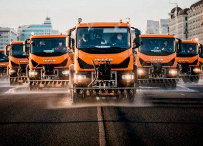 Cât de eficientă este igienizarea stradală cu biocizi chimici?