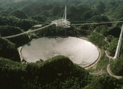 5 contribuții-cheie ale Observatorului Arecibo