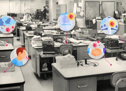 Cum vor arăta birourile după pandemie?