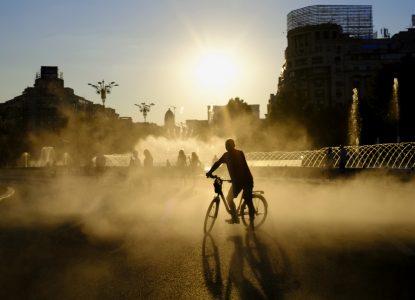 În ultimii 60 de ani, temperatura medie a României a crescut cu 2,4 grade