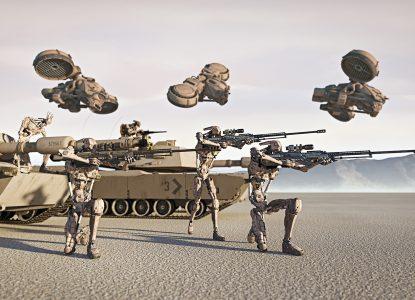 Etică și AI. Între documente oficiale și roboți de război