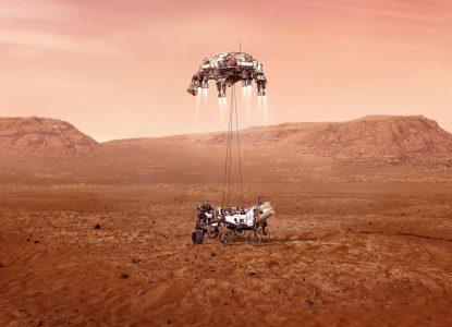 Perseverance explorează Planeta Roșie cu tehnologie din anii '90