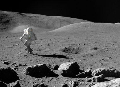 Rocile lunare pot dezvălui istoria Sistemului Solar