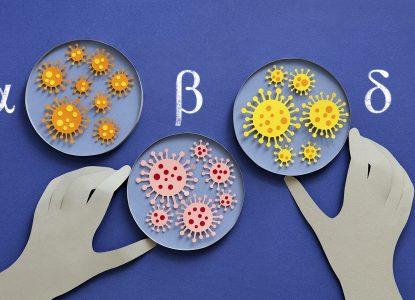 Coronavirus Science Report #74: Variantele virusului au fost redenumite cu litere grecești