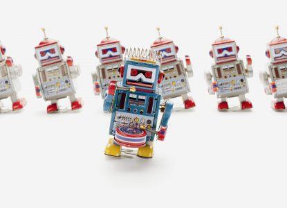Scurtă istorie a roboților (I)