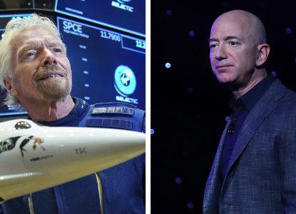 Războiul Bezos-Branson: începutul turismului spațial sau mofturi de miliardari?