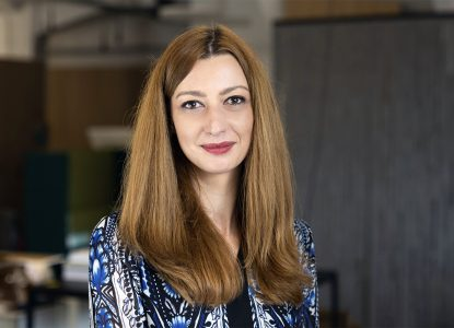 """Raluca Negulescu-Balaci: """"Tehnologia e aici să ne simplifice viața, nu să ne-o complice"""""""