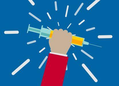 Creșterea și descreșterea vaccinului AstraZeneca