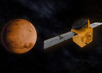 Vara misiunilor spre Marte (I): Ce vor șeicii cu Planeta Roșie?