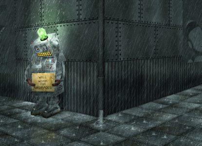 Viitorul roboților: Androizi sau servitori utili?