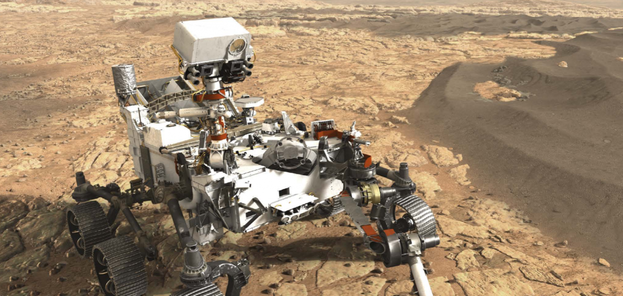 Mars 2020, viitorul robot marțian al NASA