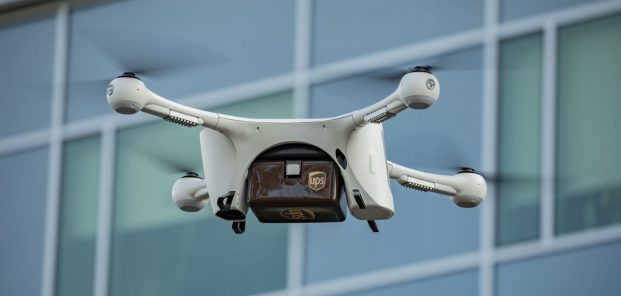 Livrări de medicamente cu drona