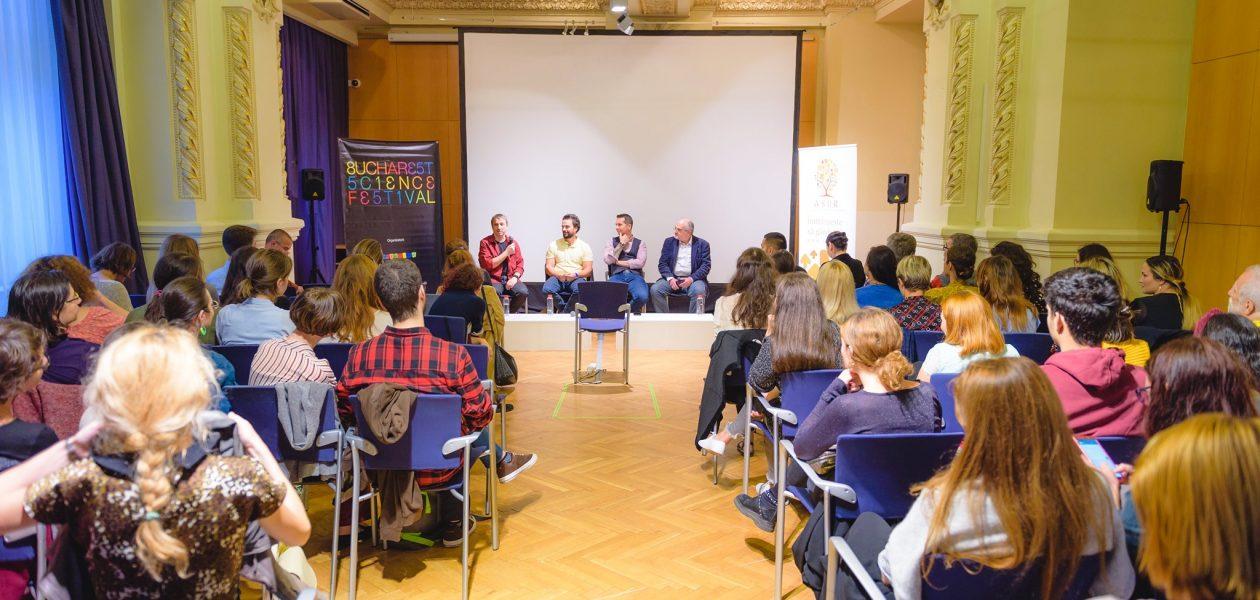 """""""Ziua Sănătății"""" la Bucharest Science Festival"""