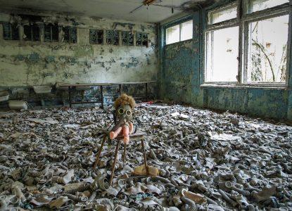 Moștenirea Cernobîl: Otrava invizibilă și teama de moarte