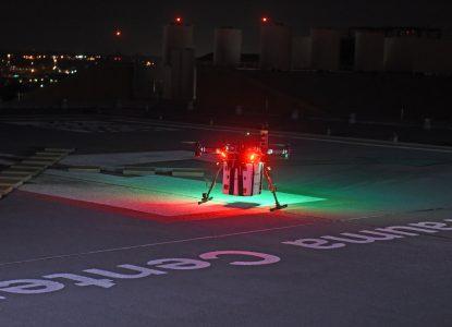 Premieră medicală: rinichi pentru transplant, transportat cu drona