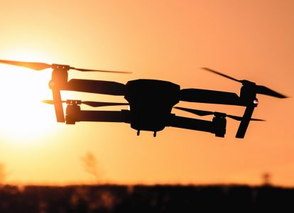 Tehnologia în acțiune: drone contra malarie