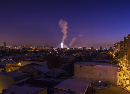 Aerlive, platforma care măsoara calitatea aerului din București în locul autorităților