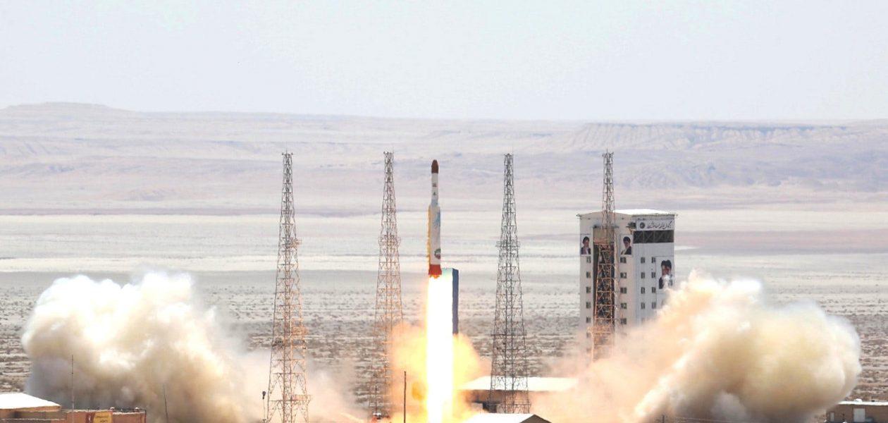 Istoria programului spațial iranian