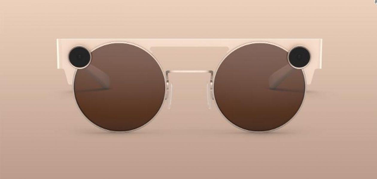 "Noii ""ochelari-spectacol"" ai Snapchat și realitatea ta, augmentată"